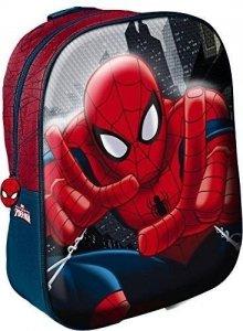 Plecak SpiderMan plecaczek 3D
