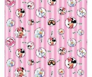Tapeta Disney Myszka Mini w rolce na flizelinie Minnie Mouse