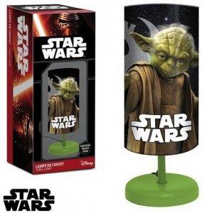Lampka nocna Star Wars biurkowa Mistrz Yoda