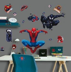 Naklejki SpiderMan duża naklejka Spider-Man