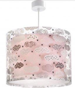Lampa wisząca Chmurki zwis Clouds pink