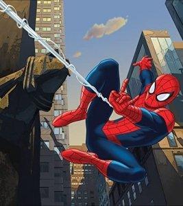 Fototapeta SpiderMan 180x202cm Spider-Man
