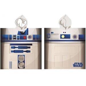 Ponczo Ręcznik z kapturem Star Wars Gwiezdne Wojny