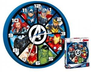 Zegar Avengers Marvel