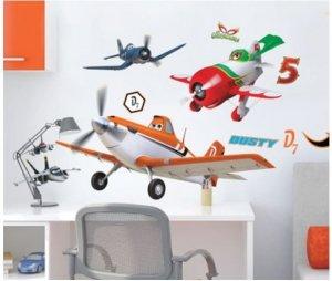 Naklejki Disney Planes Samoloty duża naklejka