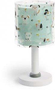 Lampka nocna stojąca Pieski Happy Dogs Dalber 61311