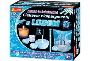 Ciekawe eksperymenty z lodem