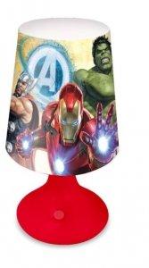 Lampka nocna Avengers Marvel