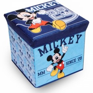 Pufa Pudełko Pojemnik Myszka Miki Mickey Mouse