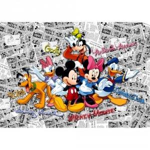 Fototapeta Disney Mickey Myszka Miki 360x254cm komiks