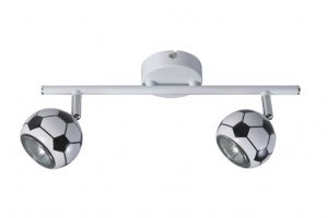 Lampa listwa Play Piłki 2xGU10 50W 2400204