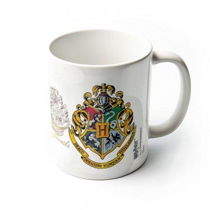 Harry Potter Hogwarts Crest - kubek