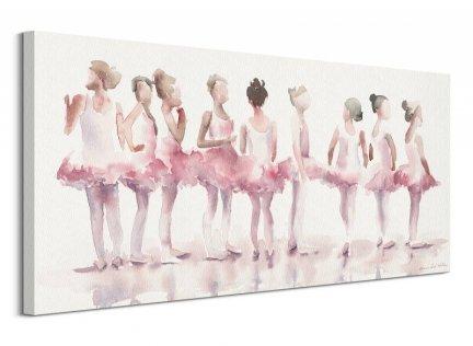 Baletnice - obraz na płótnie