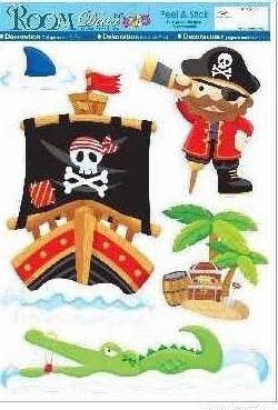 Naklejki Piraci