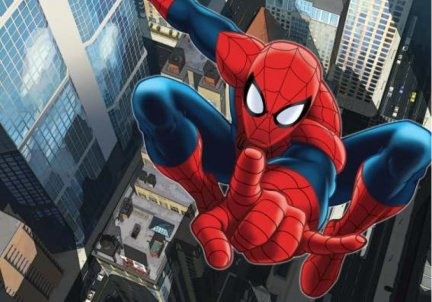 Fototapeta SpiderMan 360x254cm