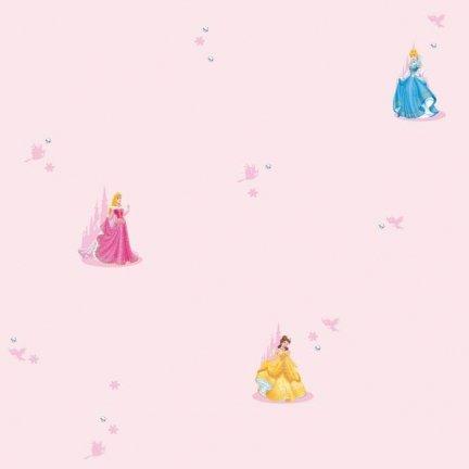Tapeta Princess róż