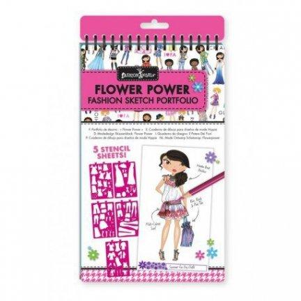 Szkicownik Flower Power