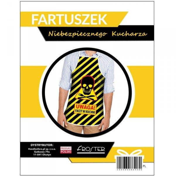 Fartuszek Niebezpiecznego Kucharza (PL)