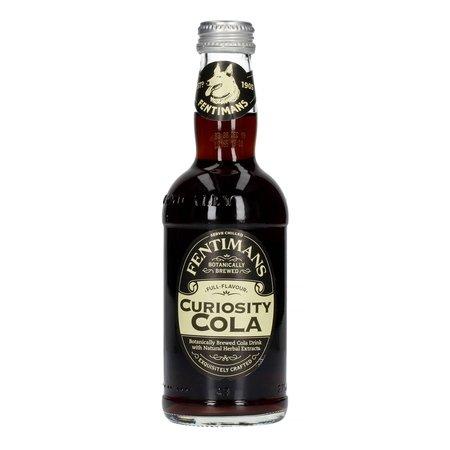 Fentimans Curiosity Cola - Napój 275 ml