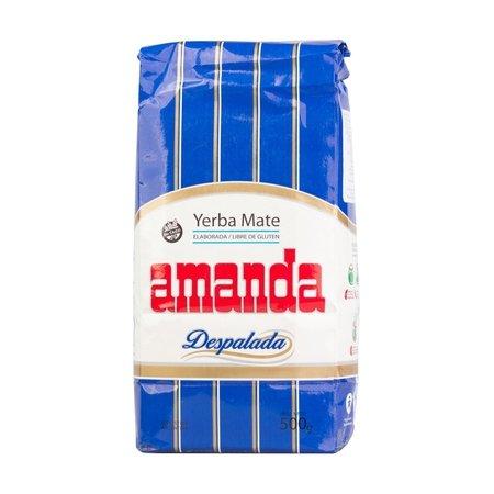Amanda Despalada - yerba mate 500g