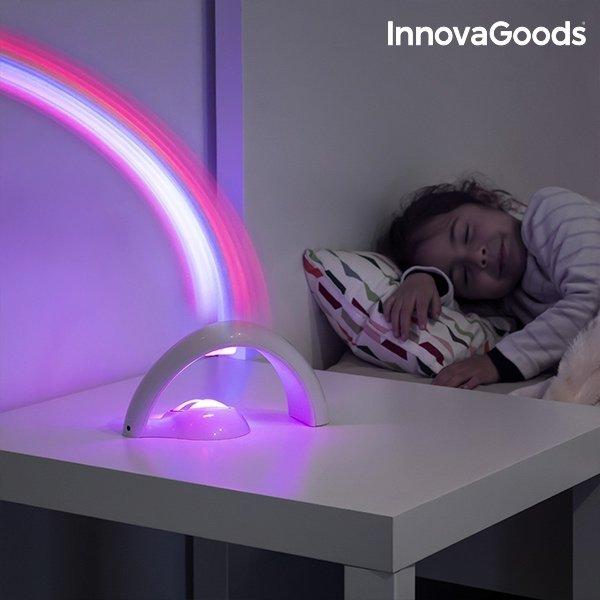 Lampka Projektor Tęczy LED