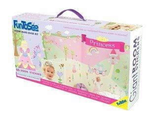 Naklejki Princess XXL