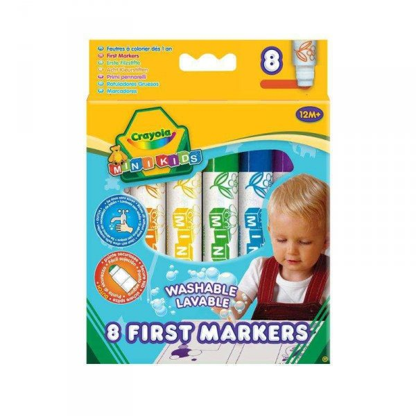 Pierwsze flamastry MiniKids