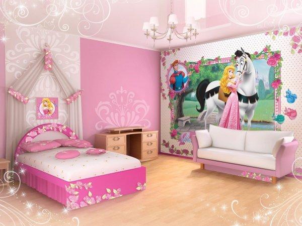Fototapeta na flizelinie Princess Aurora L