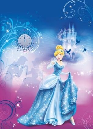 Fototapeta Disney Princess Kopciuszek