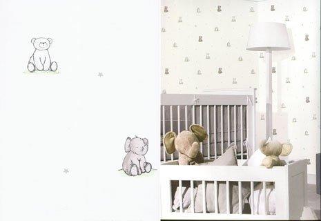 Tapeta Pluszowe zabawki Lutece Tartine et Chocolate 36131009