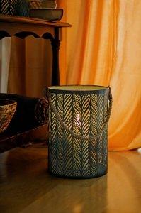 Lampion indyjski nowoczesny 35 cm