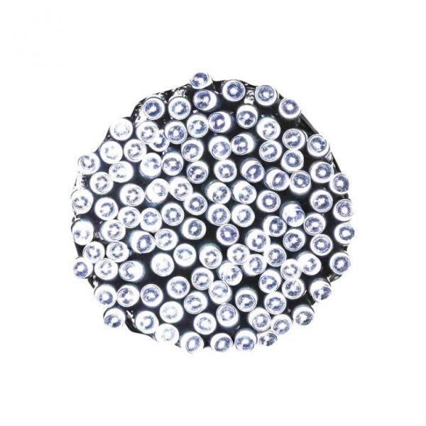 LAMPKI CHOINKOWE LED WEWNĘTRZNE BARWA ZIMNA BIAŁA