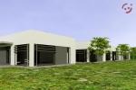 Projekt przedszkola PS-PR-150-750 na 150 dzieci