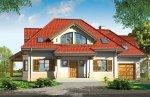 Projekt domu Rubin II pow.netto 197,36 m2