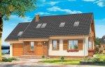 Projekt domu Bryza pow.netto 139,44 m2
