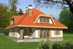 Projekt domu SZAFIR