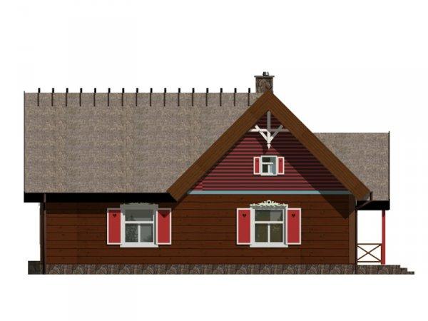 Projekt domu TK106L