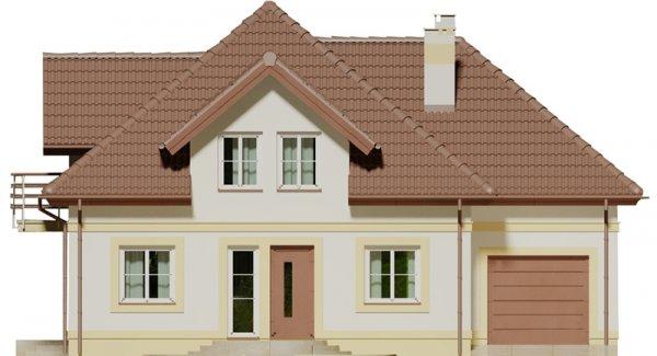 Projekt domu Belinda