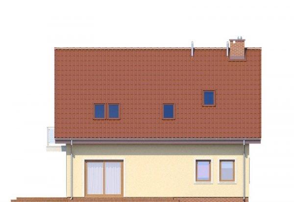Projekt domu TK15 pow.netto 139,65 m2