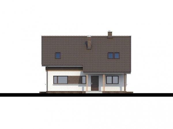 Projekt domu TK55P pow.netto 226,10 m2