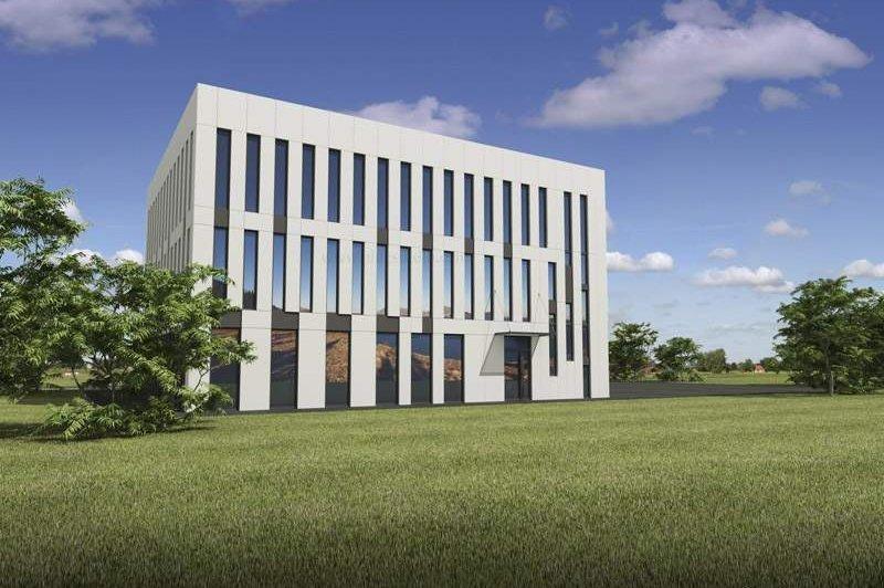 Projekt biurowca / hotelu PS-BL-290-30 o pow. 705.50 m2