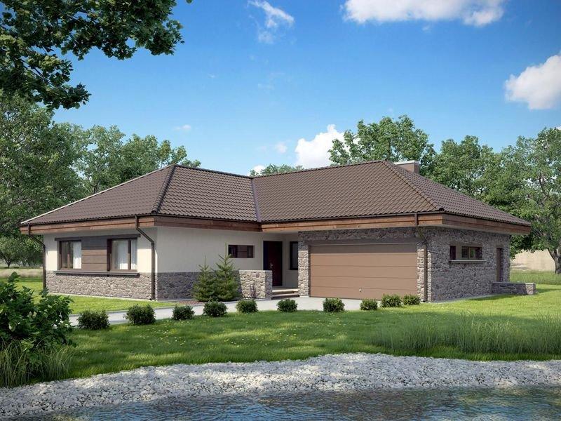Projekt domu TK30