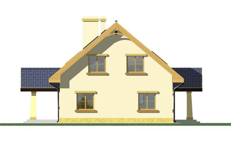 Projekt domu Południowa