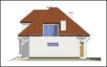 Projekt domu Eko pow.netto 193,82 m2