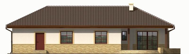 Projekt domu Gran Canaria