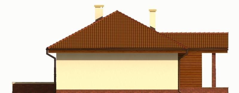Projekt domu Andora A
