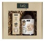 LaQ Zestaw prezentowy dla mężczyzn Dzik (żel pod prysznic 500ml+olejek do brody 30ml) 1op.