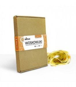 BeePack Woskowijki BREAD PACK Woskowana tkanina do zawijania 2 szt.