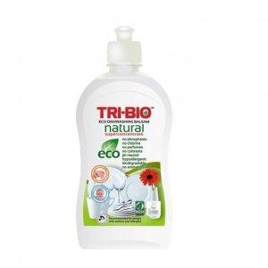 TRI-BIO Ekologiczny skoncentrowany balsam do mycia naczyń 420ml