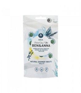 BEN&ANNA Naturalne tabletki do mycia ciała AQUA 120g
